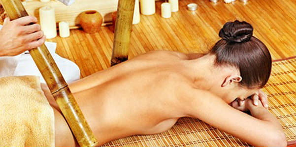 Bamboo Massage contro la cellulite