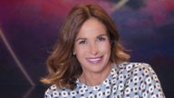 Cristina Parodi: 'Le rughe in tv? Va bene così'