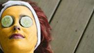 Viso: maschera levigante allo zenzero