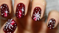 Le unghie perfette per il Natale 2018