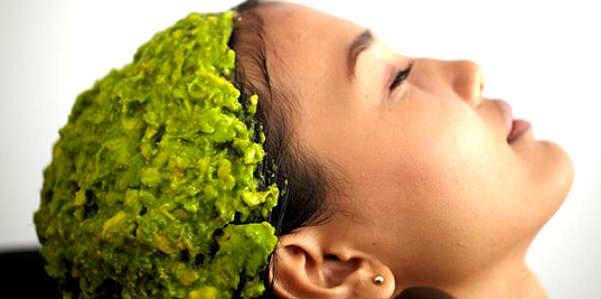 Capelli: maschera all'avocado fai da te