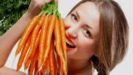 Capelli più forti con la carota