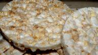 Le gallette di riso sono davvero dietetiche?