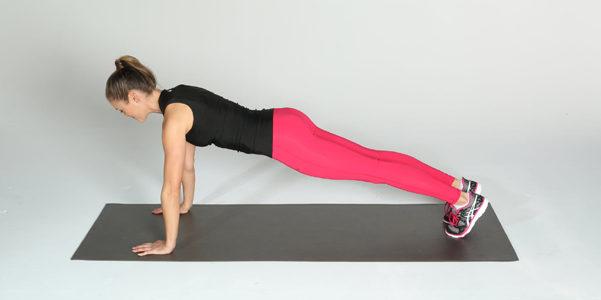 Plank per addominali: ecco i benefici