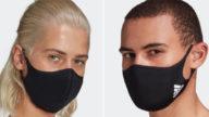 Le mascherine sportive di Adidas
