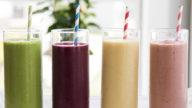 Ricette per smoothie facili e sazianti con frutta e verdura