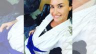 Demi Lovato e il Ju Jitsu