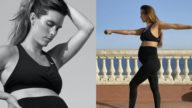 Nike (M), la nuova linea sport per donne in gravidanza e neomamme