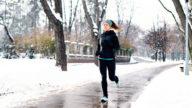 Consigli per allenarsi all'aperto quando fa freddo