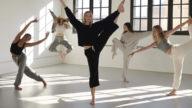 Oysho e la collezione per lo Yoga Dance