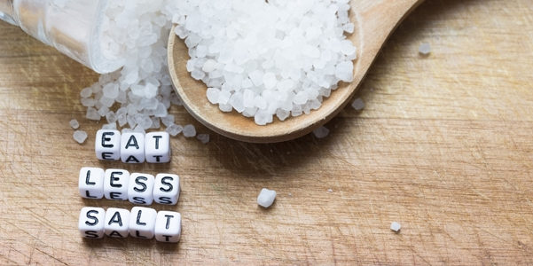 Ridurre il sale per stare meglio, ma come si fa?